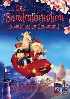 Das Sandmännchen - Abenteuer im Traumland (Kino) 2010