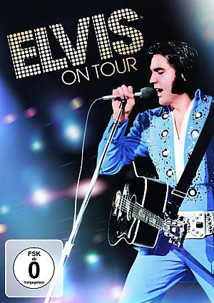 Elvis on Tour (DVD) 1972