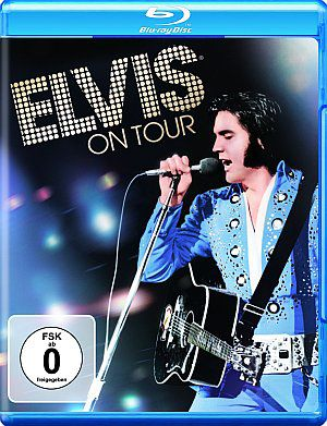 Elvis on Tour (Blu-ray) 1972