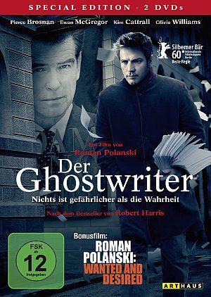 Der Ghostwriter - Special Edition (DVD) 2009
