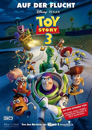 Toy Story 3 in Disney Digital 3D (Kino) 2010