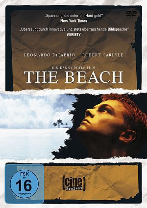 The Beach (CineProject) (DVD) 2000