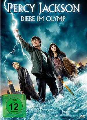 Percy Jackson - Diebe im Olymp (DVD) 2010