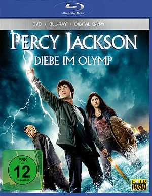 Percy Jackson - Diebe im Olymp (Blu-ray) 2010