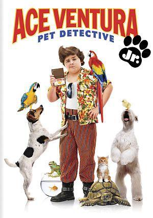 Ace Ventura 3 - Der Tier-Detektiv (Teaserplakat) 2009