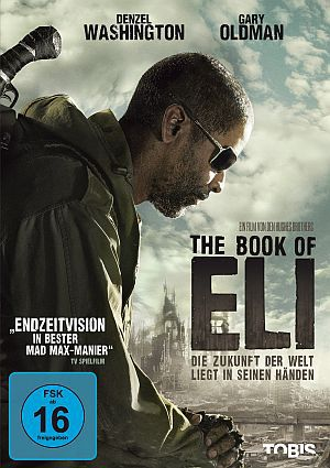 The Book of Eli (DVD) 2010