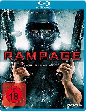 Rampage - Rache ist unbarmherzig (Blu-ray) 2009