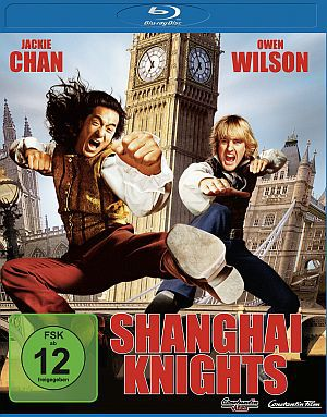 Shanghai Knights (Blu-ray) 2003