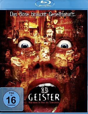 13 Geister (Thrill Edition) (Blu-ray) 2001