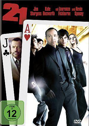 21 (Thrill Edition) (DVD) 2008