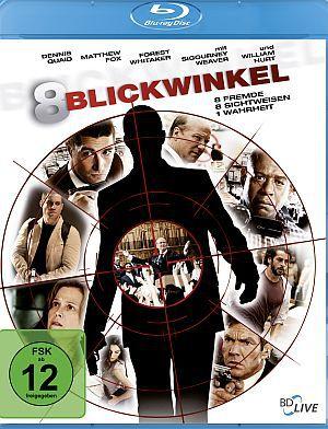8 Blickwinkel (Thrill Edition) (Blu-ray) 2007
