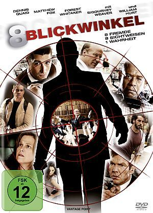 8 Blickwinkel (Thrill Edition) (DVD) 2007