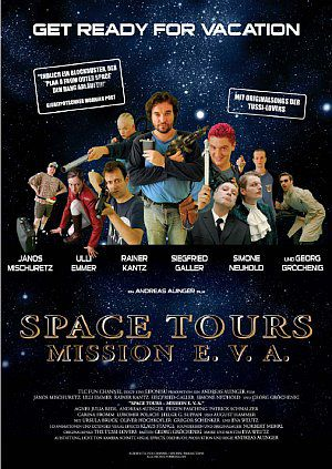 Space Tours - Mission E.V.A. (Kino) 2010