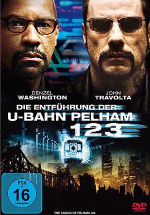 Die Entführung der U-Bahn Pelham 1 2 3 (Thrill Edition) (DVD) 2009