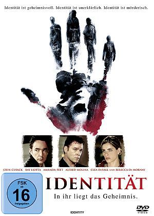 Identität (Thrill Edition) (DVD) 2003
