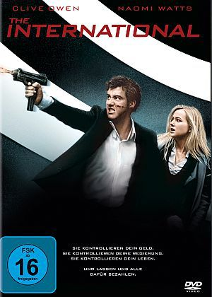 The International (Thrill Edition) (DVD) 2008