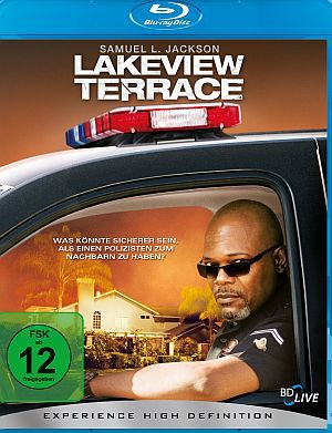 Lakeview Terrace (Thrill Edition) (Blu-ray) 2008