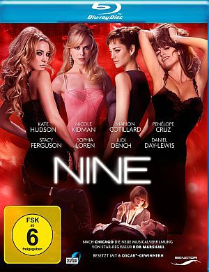 Nine (Blu-ray) 2009