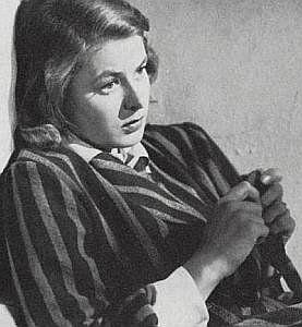 """Ingrid Bergman in """"Stromboli"""""""
