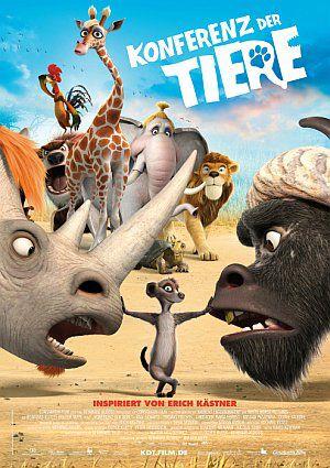 Konferenz der Tiere 2D (Kino) 2010
