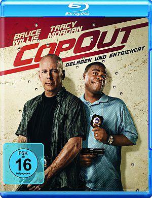 Cop Out - Geladen und Entsichert (Blu-ray) 2009