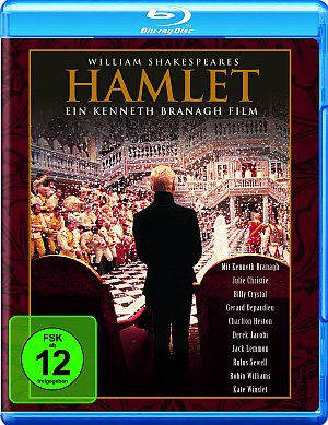 Hamlet (Blu-ray) 1996