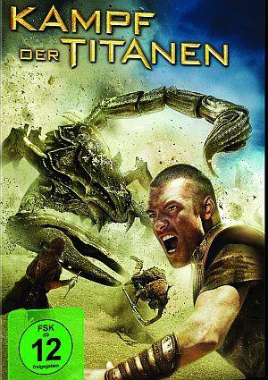 Kampf der Titanen (DVD) 2010