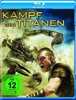 Kampf der Titanen (Blu-ray) 2010