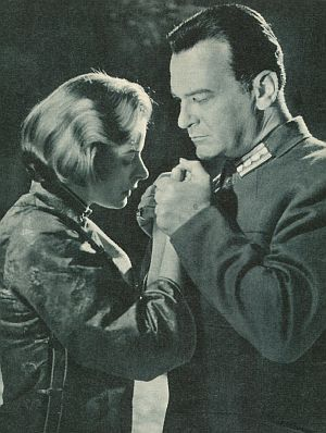 Film Revue, 10.Juni 1958, Jahrgang 12,  Nr.12, S. 6, Ingrid Bergman, Curd Jürgens, Die Herberge zur sechsten Glückseligkeit (Retro)