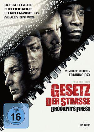 Gesetz der Straße - Brooklyn's Finest (DVD) 2009