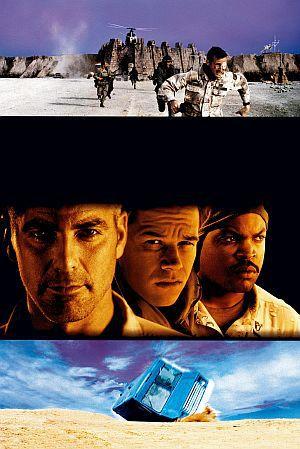 Three Kings (Teaserplakat) 1999