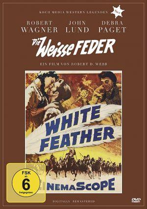 Die weiße Feder (Edition Western-Legenden #1) (DVD) 1955