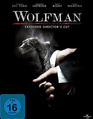 Wolfman (Steelbook) - Extended Director's Cut (Blu-ray) 2009