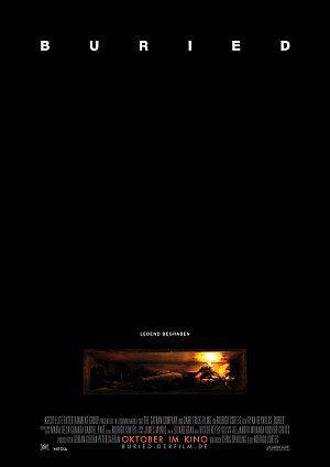 Buried - Lebend begraben (Kino) 2010