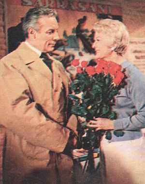 Film Revue, 10.Juni 1958, Jahrgang 12, Nr.12, S. 60, Johannes Heesters, Marika Rökk, Bühne frei für Marika (Retro)