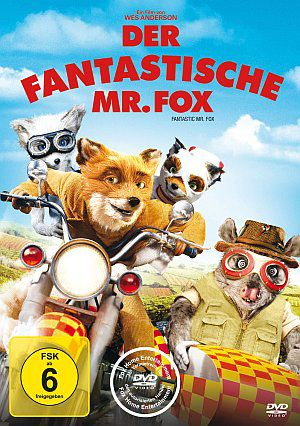Der fantastische Mr. Fox (DVD) 2009