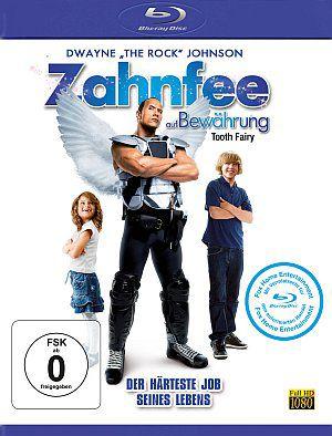 Zahnfee auf Bewährung (Blu-ray) 2009