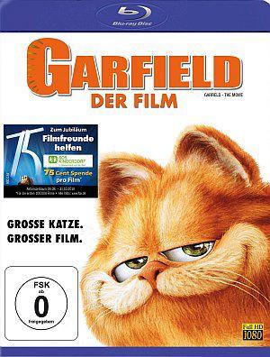Garfield - Der Film (Blu-ray) 2004