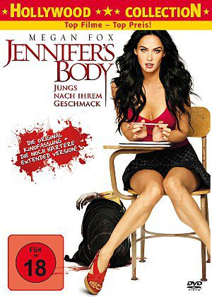 Jennifer's Body - Hollywood Collection (DVD) 2009