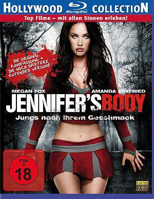Jennifer's Body - Hollywood Collection (Blu-ray) 2009