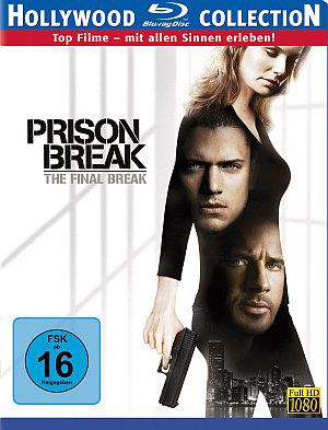 Prison Break - The final Break - Hollywood Collection (Blu-ray) 2010