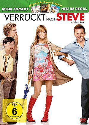 Verrückt nach Steve (DVD) 2009