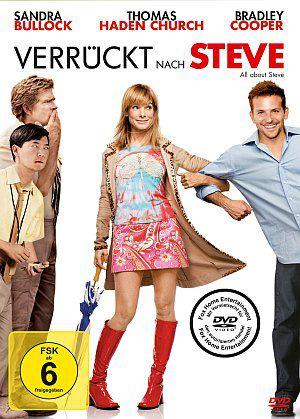 Verrückt nach Steve (Leih-DVD) 2009