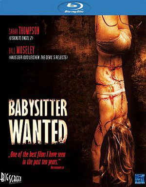 Babysitter Wanted (Blu-ray) 2008