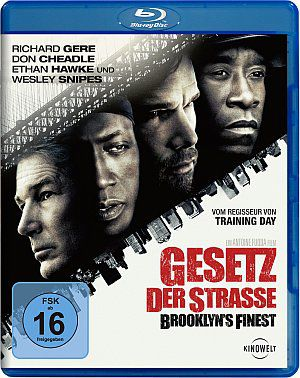 Gesetz der Straße - Brooklyn's Finest (Blu-ray) 2009