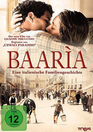 Baarìa - eine italienische Familiengeschichte (DVD) 2009