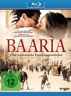 Baarìa - eine italienische Familiengeschichte (Blu-ray) 2009