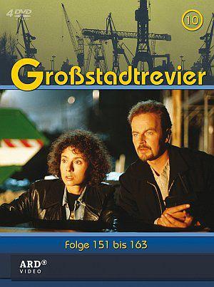 Großstadtrevier 10 (DVD) 1986