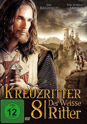 Die Kreuzritter 8 - Der weiße Ritter (DVD) 2006