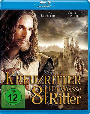 Die Kreuzritter 8 - Der weiße Ritter (Blu-ray) 2006